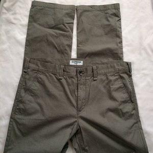 Express Slim Fit Pants Sz 34/32
